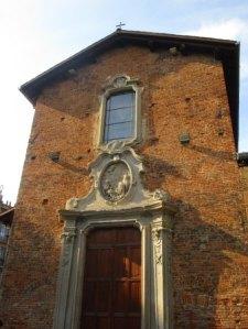 Antica chiesa del Fopponino a Milano